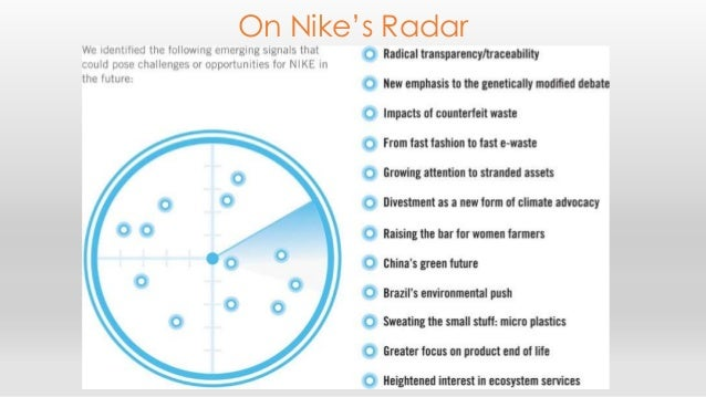 nikes value chain I thought we weren't going to talk about i2, growls roland wolfram, nike's vice president of global operations and technology.