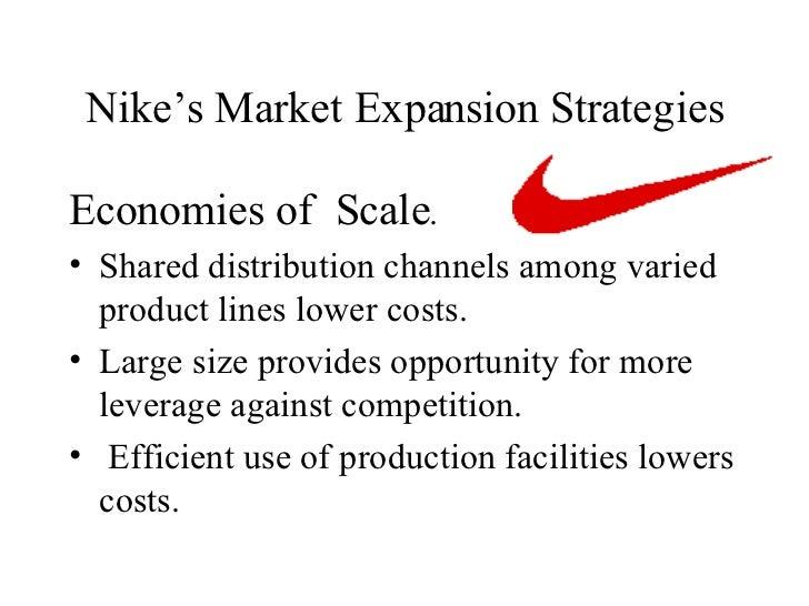 nike innovation strategy