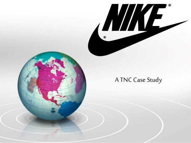 geography tnc case study nike