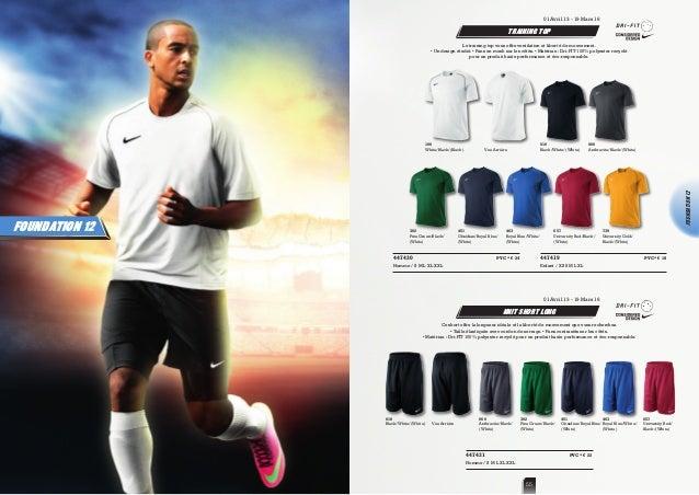 Catalogue Nike Teamsport 2018 2019 by Ekinsport issuu