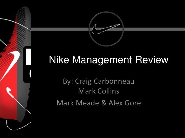 nike strategic audit A report on nike company sport essay which officially became nike in 1978 a strategic audit of nike inc and its wholly owned subsidiaries was conducted.