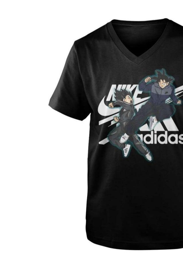 a7ed9c310 BUY THIS Nike Adidas: Songoku vs Vegeta shirt NOW