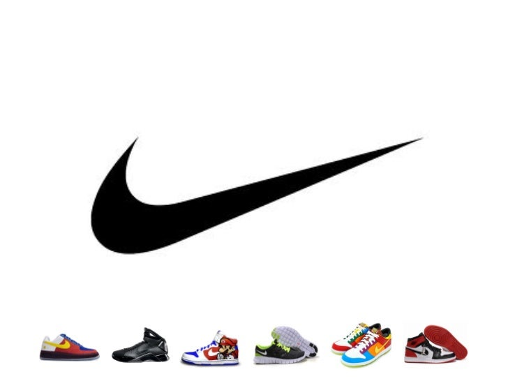 Nike's story           Began in 1964 as          Blue Ribbon Sports      Renamed Nike in 1978, after     the Greek Goddess...