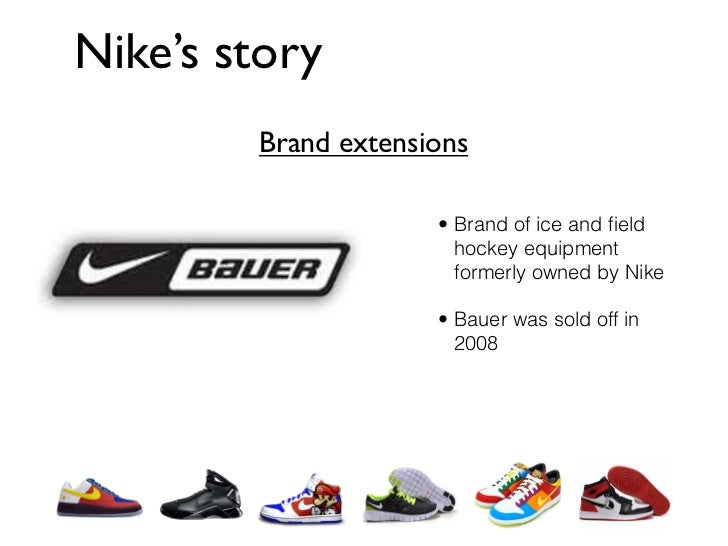 the brand nike Most would argue that a good idea combined with hard work and some luck were  main factors in nike's success but brand equity is the true.
