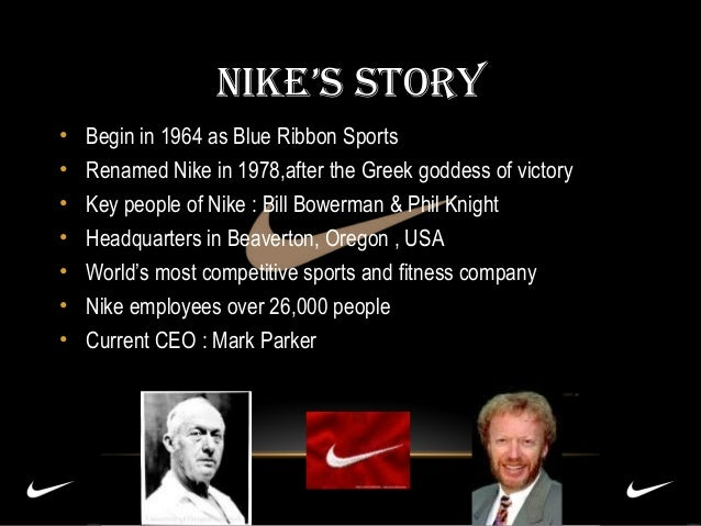 nike s mark parker Nike ceo mark parker talks about nike's place in the fashion world.