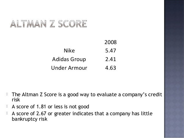     The strengths that Nike takes pride in is getting the top athletes to wear and sponsor their products rather than ev...