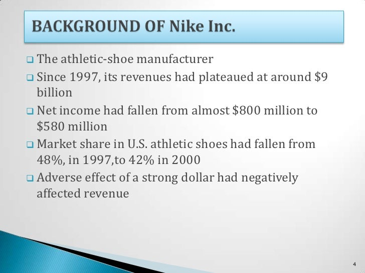 nike marketing analysis The customer analysis part of the marketing plan is all about market research and gathering data that provide insight into who the customer is, how to segment the market, and how the customer behaves.