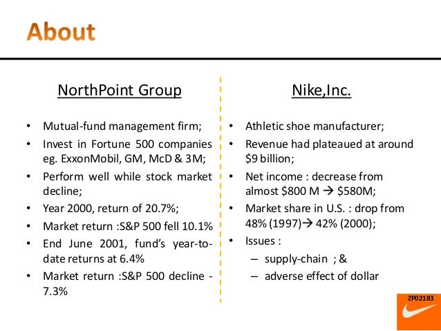 nike case study 3 essay Nike: sweatshops and business ethics (adapted/summarised from original) by charles hill, university of washington introduction: nike is a global corporation, founded 1972, and now one of the leading marketers of athletic shoes and apparel.