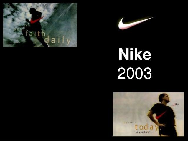 Nike  2003