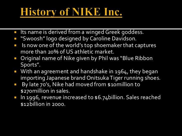 Nike Marketing Strategies