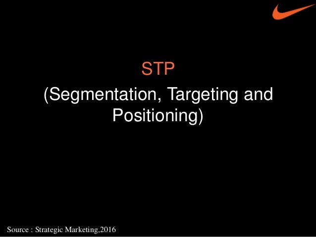 behavioural segmentation nike Behavioural segme categorize custome behaviours they en they respond, use, o  a segment of nike be described as in individuals with hig.