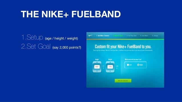 ... 18. THE NIKE+ FUELBAND ...