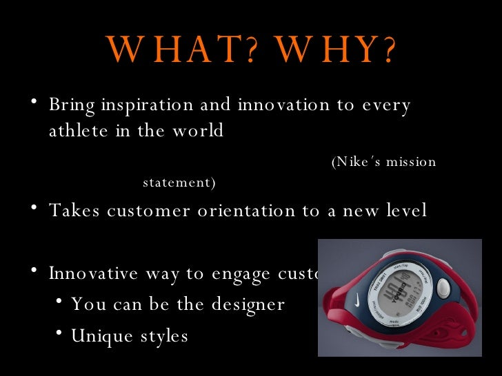 Nike iD- digital marketing Slide 3