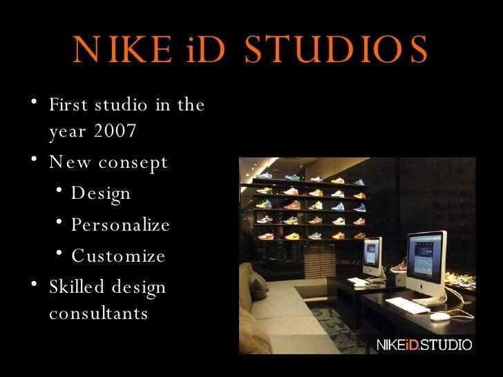 Nike iD- digital marketing