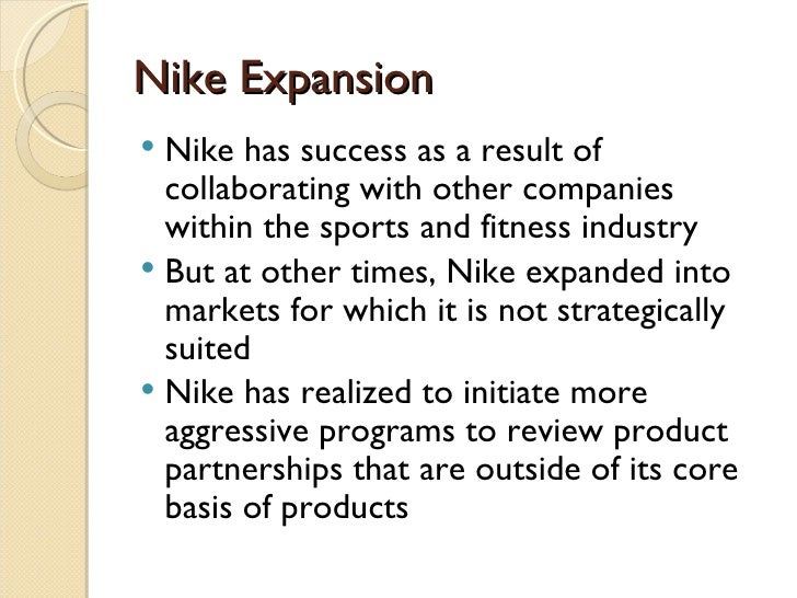 adidas key success factors In the fall of 2016, two sportswear giants, nike and adidas, both  according to  brown et al, (2016), there are two key success factors to win the.