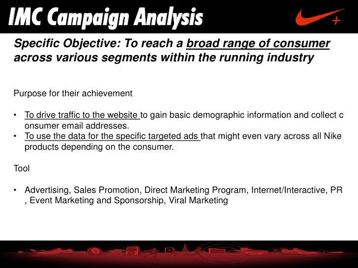 nike smart objective When you're trying to grow your business, setting marketing objectives is crucial by setting an objective, you can create a plan to work toward it.