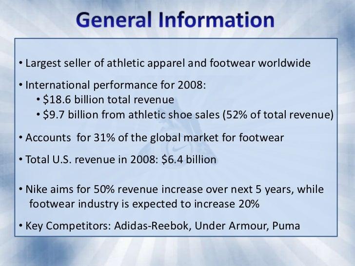 Adidas internal analysis