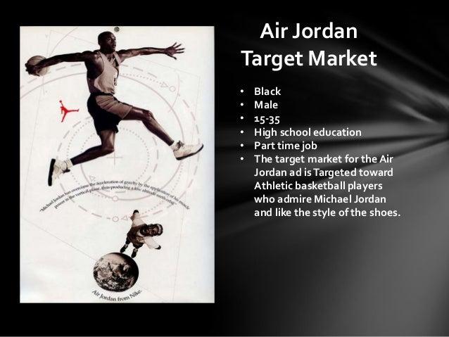 air jordan print advertisement analysis