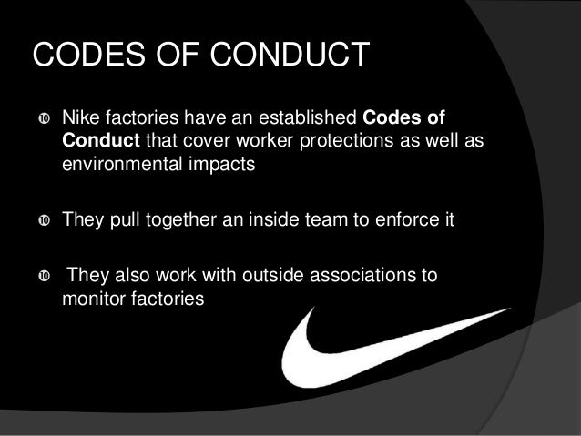 Reuters It wasn't that long ago that Nike was being shamed in public for its labor practices to the point where it badly tarnished the company's image and hurt sales.