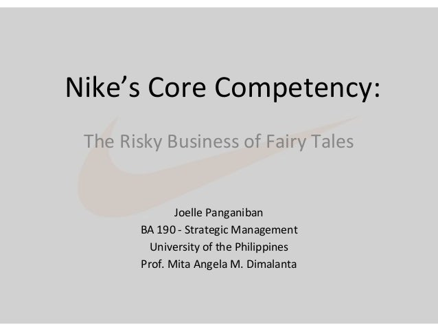 nike core competencies - Yeni.mescale.co