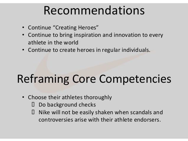 Core Competencies | An Overview