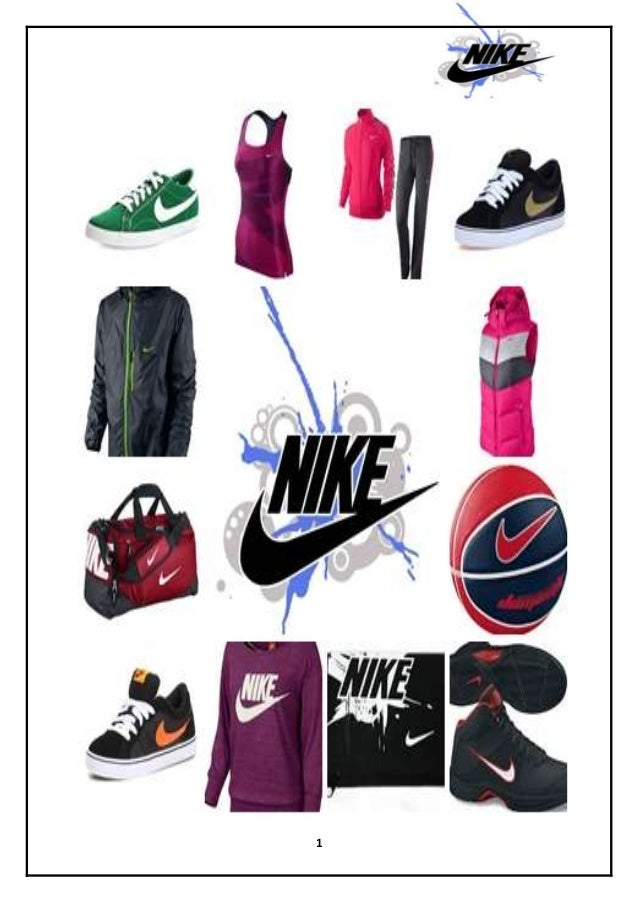 nike product portfolio Product range capacity for innovation distribution expertise single brand stars endorsement contract manufacturing large portfolio of products weaknesses of nike y the organization does have.
