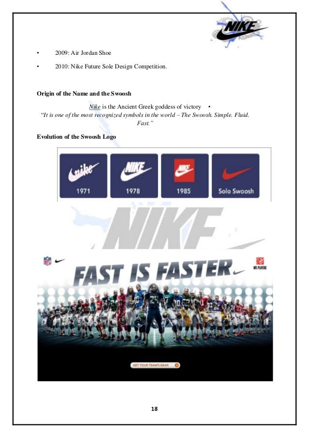evaluation of the company nike In late spring of 1999, nike retail, nike's subsidiary consisting of the nike town shops and employee stores around the world, upgraded their hardware and software our former technology offerings consisted of ibm 4690-series point-of-sale cash registers running on the os/2 operating system.