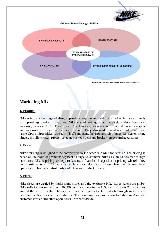 nike research paper essay example Management & leadership: nike essaysin the past few years, the difference between management and leadership strategies in business organizations has emerged as key factors in determining the long- term success or ultimate failure of such organizations one large well-known successful global company.