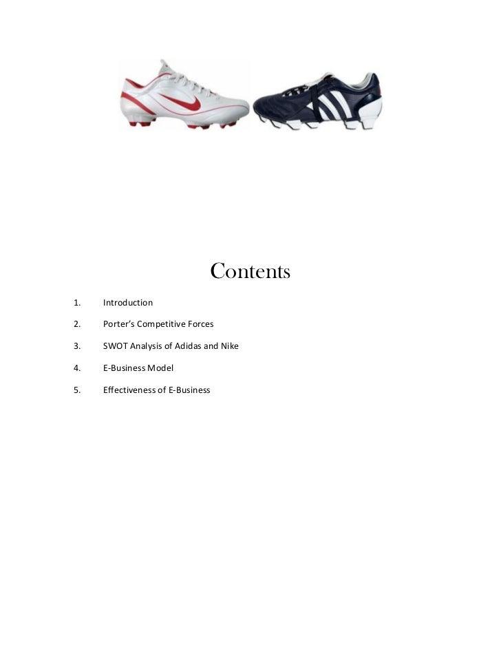Nike Vs Adidas Slide 2