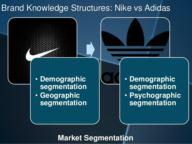 nike segmentation Most of nike's (nke) incremental revenue was recorded in its north america market, nike's largest geographical segment.
