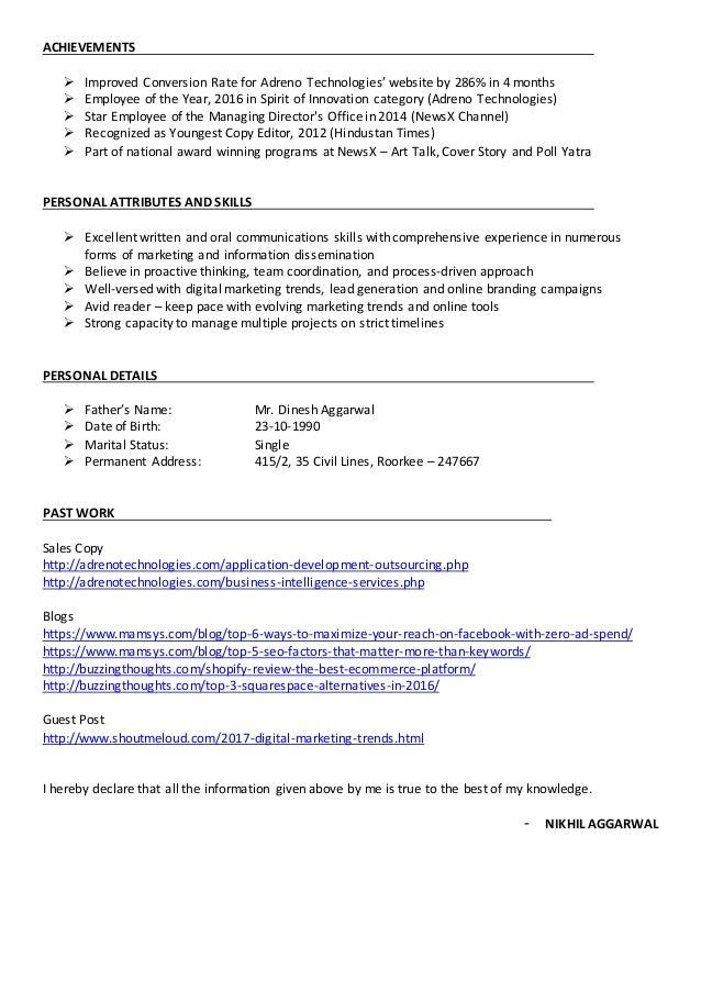Winning Resume Online Reviews. online biodata maker online resume ...