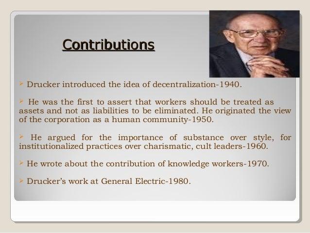 Peter F Drucker The Practice Of Management Pdf