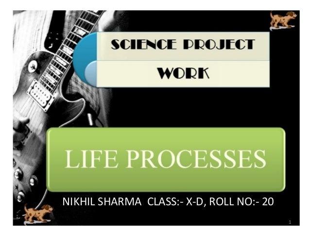 NIKHIL SHARMA CLASS:- X-D, ROLL NO:- 20 1