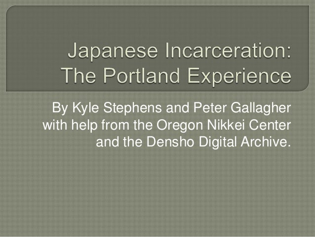 By Kyle Stephens and Peter Gallagher with help from the Oregon Nikkei Center and the Densho Digital Archive.