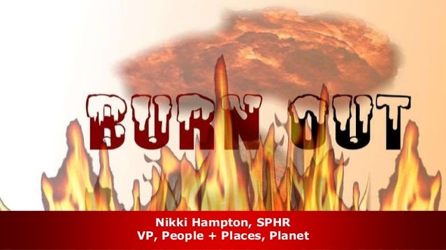 Nikki Hampton, SPHR VP, People + Places, Planet