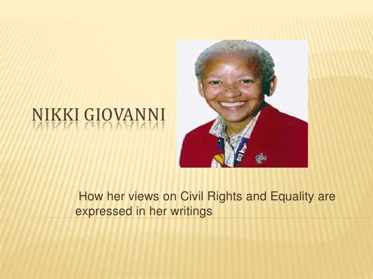 Knoxville Tennessee - Poem by Nikki Giovanni
