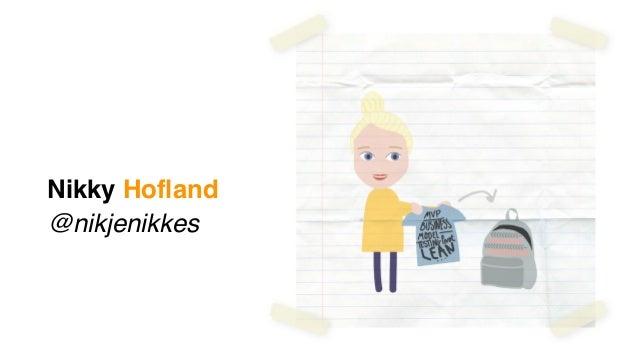 Nikky Hofland @nikjenikkes