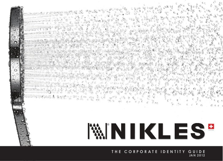 Nikles Corporate Identity Book