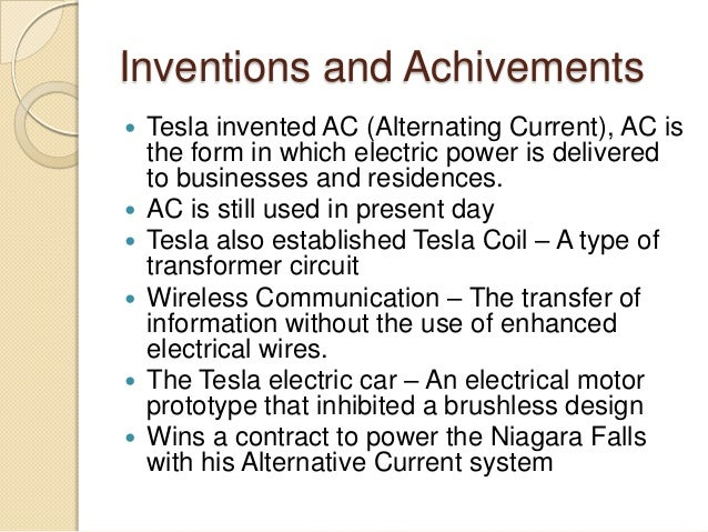 Nikloa tesla 20th century inventor for Who invented the electric motor in 1873