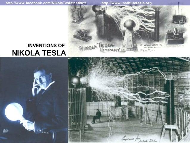 Nikola Tesla Institute - Earth Resonance Project Slide 2