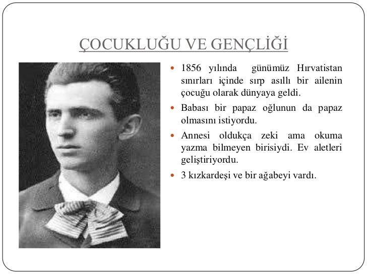 Nikola Tesla Slide 2