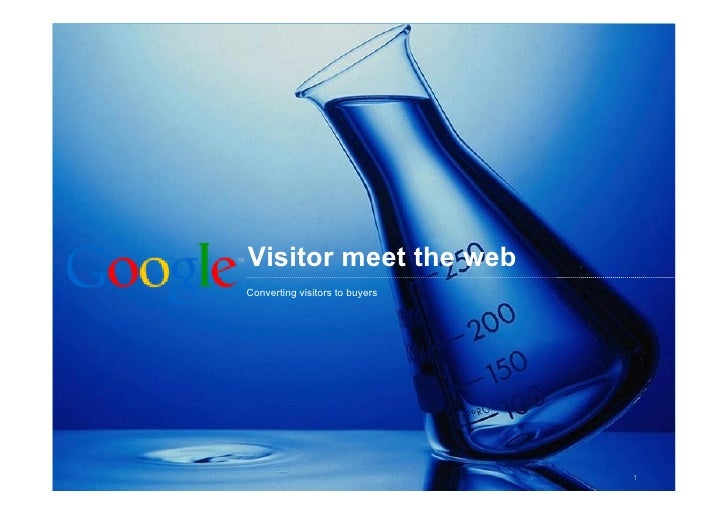 Visitor meet the webMake your website workTen ways visitors to buyers Converting to convert more visitors into buyers     ...