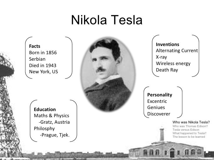 the life and contributions to science of nikola tesla How did nikola tesla change the way we use energy he learned how to use alternating current read how did nikola tesla change the way we use energy.