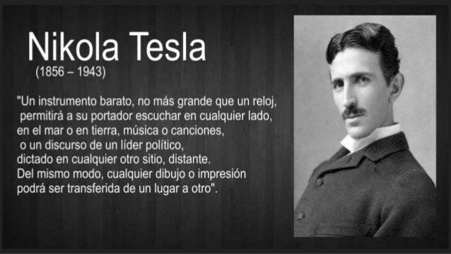 Biografia De Nicolas Tesla Nikola Tesla Biografa Biografa