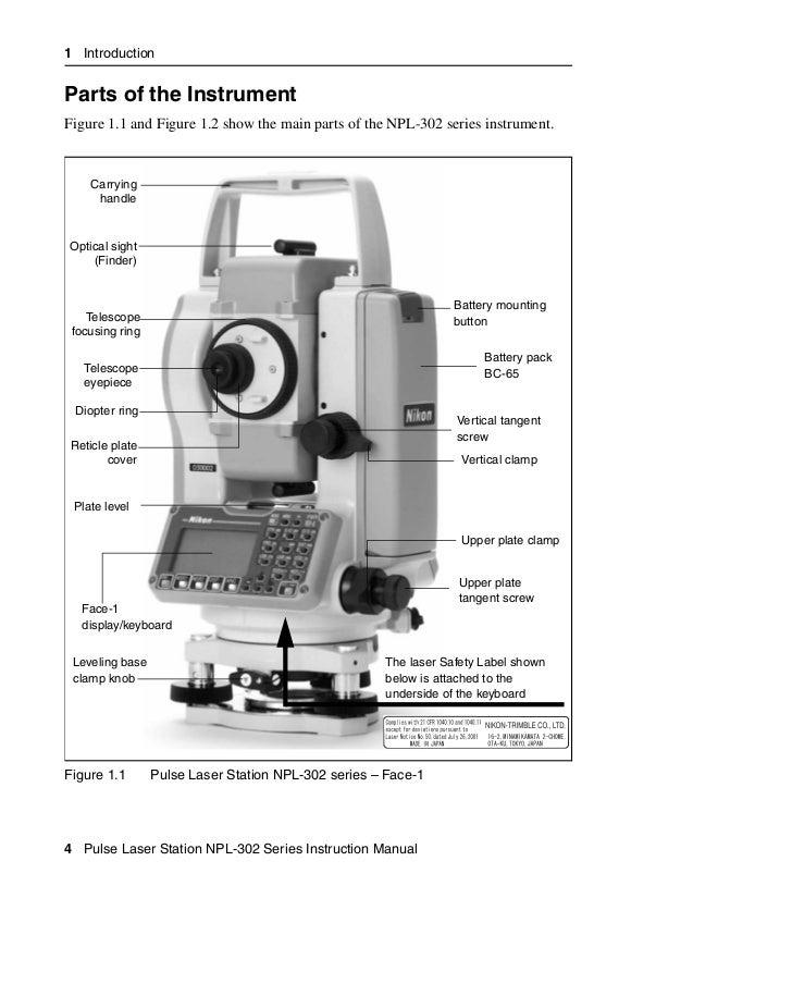 nikon npl 302 instruction manual english rh slideshare net Nikon Camera Manual Nikon Coolpix Manual