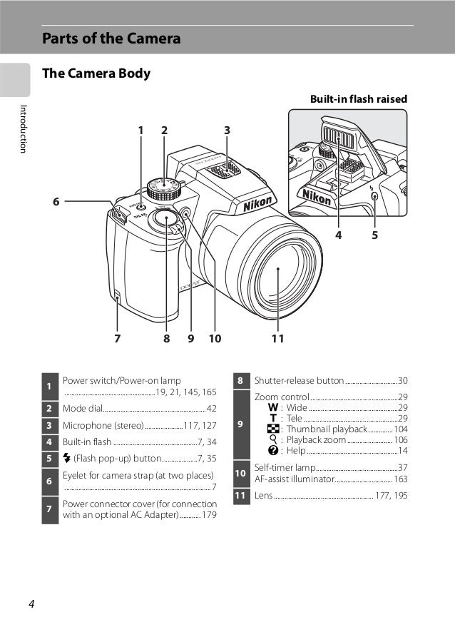 Nikon coolpix p100 manual