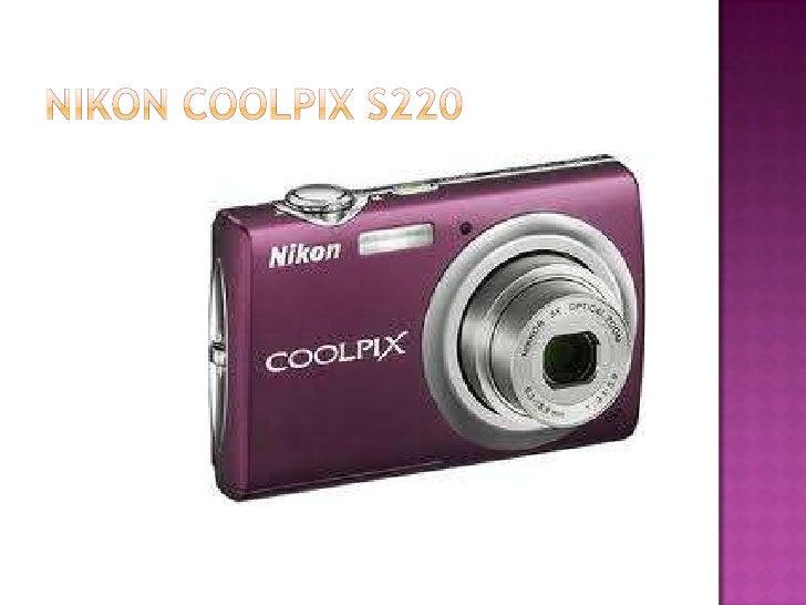 Nikon Coolpix S220 <br />