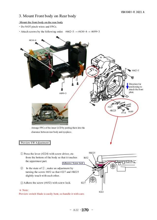 nikon d70 service manual rh slideshare net 1065 Project 1065 the Wolf