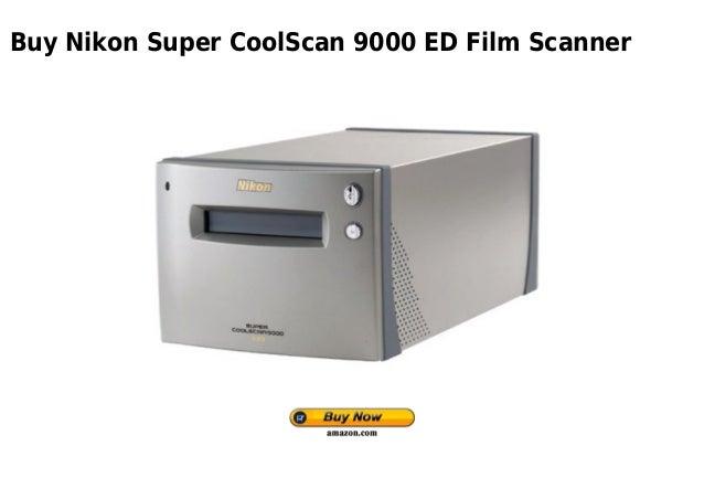 Buy Nikon Super CoolScan 9000 ED Film Scanner