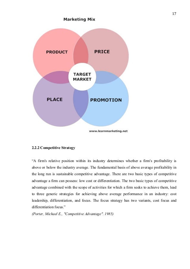 thesis on marketing plan Social media marketing in a small business: a case study  a thesis submitted to the faculty of purdue university by  sarah lynne cox in partial fulfillment of the.